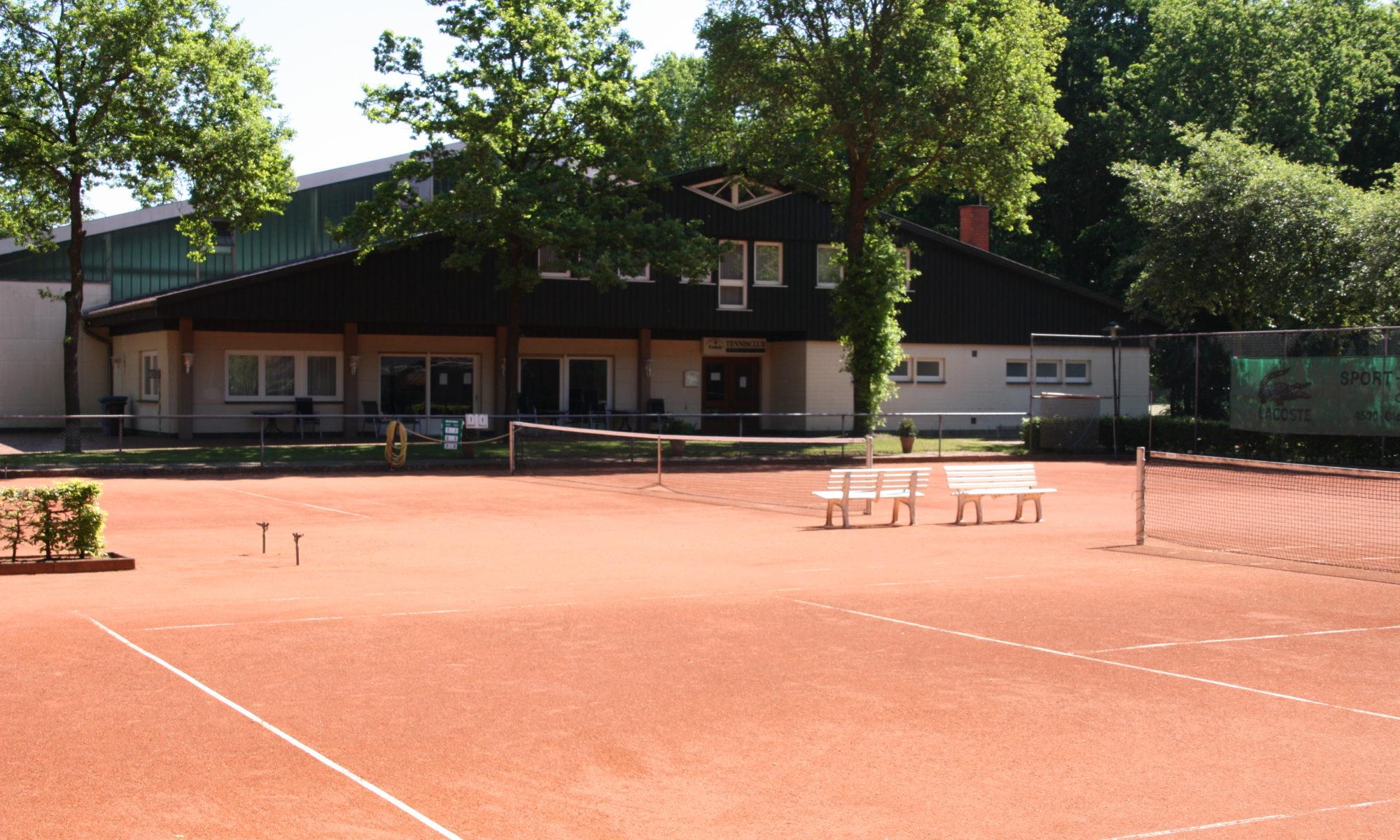 Anlage des Tennisclubs Nikolausdorf-Garrel